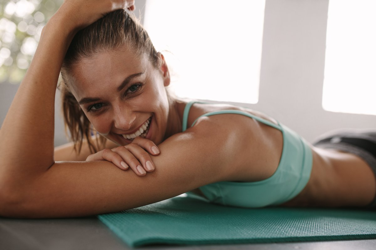 happy-woman-after-exercise