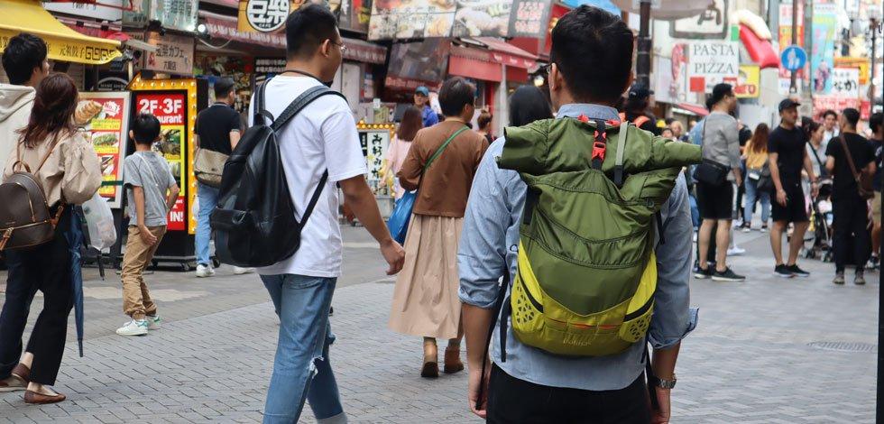 travels backpacks