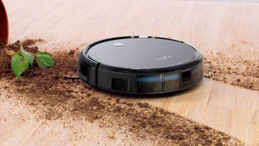 360 Robot Vacuum Cleaner C50